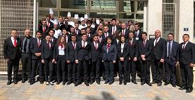 Le lycée ASP et la Macédoine