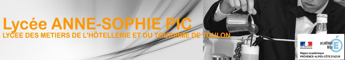 Lycée Hôtelier Anne Sophie Pic